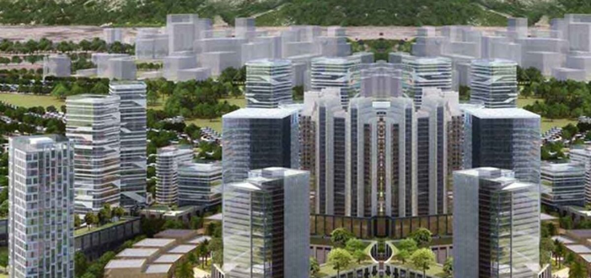 THE ONLY SMART CITY IN PAKISTAN
