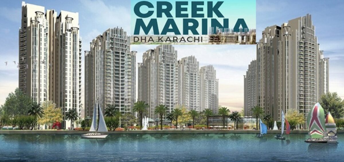 CREEK MARINA YET REMAINS A DAYDREAM AS BUILDERS-DHA ARE STUCK IN A DEAD-END